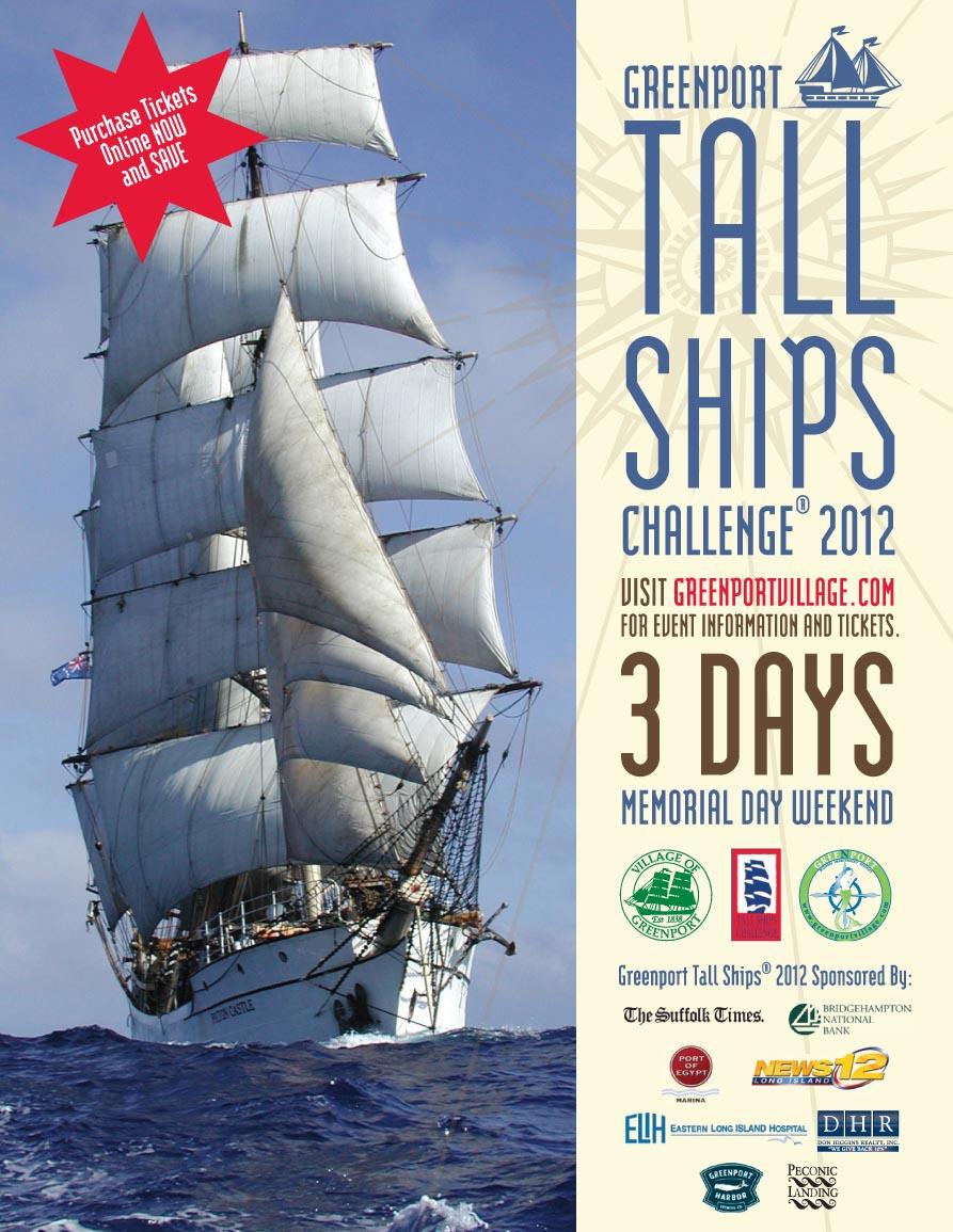 Tall Ships Challenge Greenport 2012