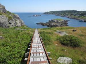 Manana Island Signal Station - Maine